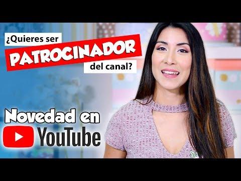 ¿Quieres ser patrocinador de Quiero Cupcakes? | Nueva función de YouTube