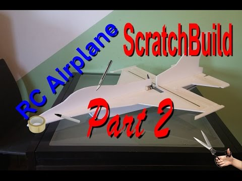 How to make RC Airplane - Part 2 / DIY