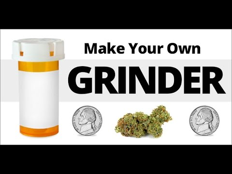 how to make a mini Grinders very easy now HomeMade Make Your Own Grinders