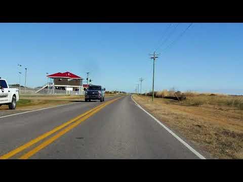 LA 82 (TX 82 to LA 27) eastbound (Part 2/3)