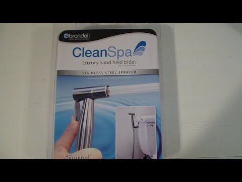 CleanSpa CSL-40 Bidet Instructions and Review
