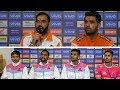 Pro Kabaddi 2019 Press Conference |Jaipur Pink Panthers Vs Puneri Paltan |