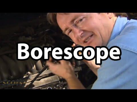 How to fix tough car repairs using a borescope