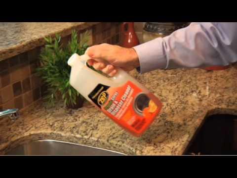 Citrus Drain Deodorizer