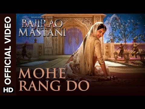 Xxx Mp4 Mohe Rang Do Laal Official Video Song Bajirao Mastani Ranveer Singh Deepika Padukone 3gp Sex