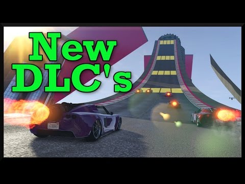 GTA 5: New Special Vehicle Races DLC Coming This Month! (New Super Cars, Gunrunning DLC, & More!)