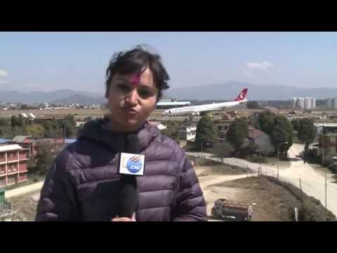 Turkish aircraft with 227 passengers skids off Nepal runway