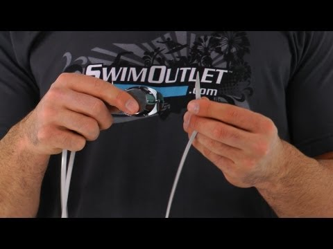 Sporti Silicone Goggle Replacement Strap | SwimOutlet.com