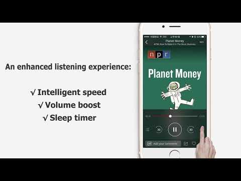 Podcast iOS App & Podcast Player (Free) - Podbean