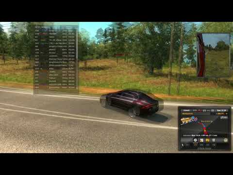 TruckersMP Report: PXNDX