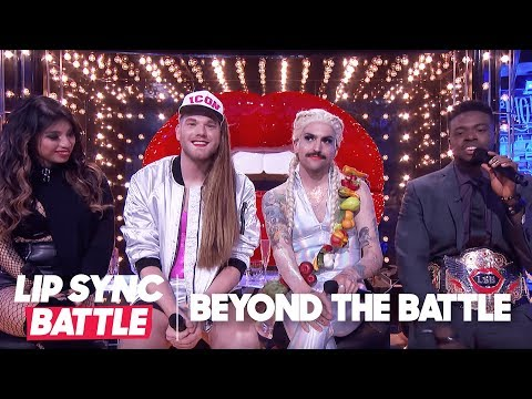 Pentatonix Go Beyond the Battle | Lip Sync Battle