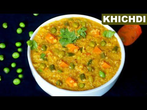 दलीय खिचड़ी बनाने का सही तरीका - Daliya Khichdi Recipe in Hindi | CookWithNisha