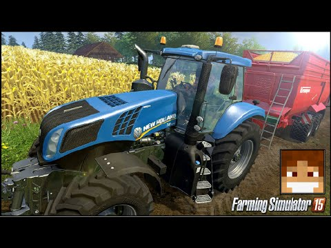 Farming Simulator 2015 | EP4 |