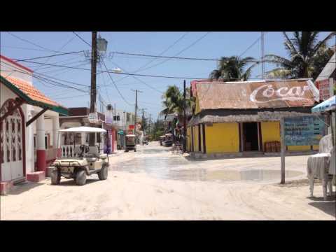 Paseando, Isla Holbox, Quintana Roo México