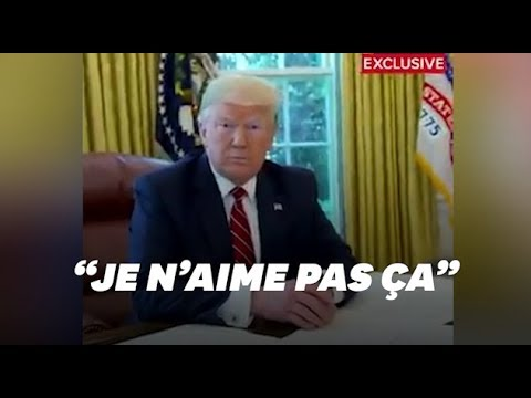 Xxx Mp4 Donald Trump N 39 A Pas Apprécié Que Son Chef De Cabinet Tousse Pendant Une Interview 3gp Sex