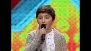 X ფაქტორი - დათუნა ლაზარიშვილი   X Factor - Datuna Lazarishvili