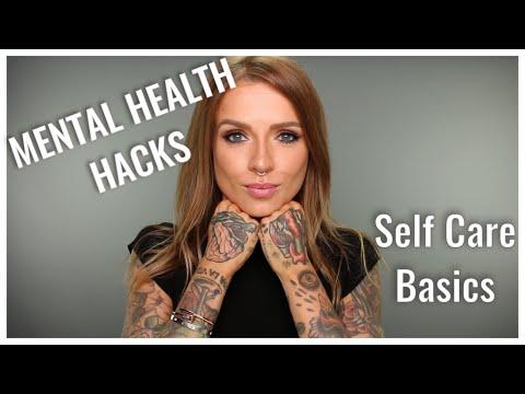 5 Mental Health Hacks: Self Care