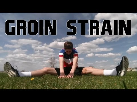 How to Recover From a Groin Strain