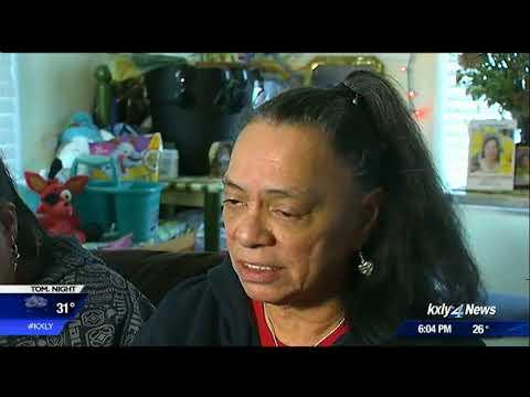 Spokane family sues Alaska Airlines for mother's escalator fall