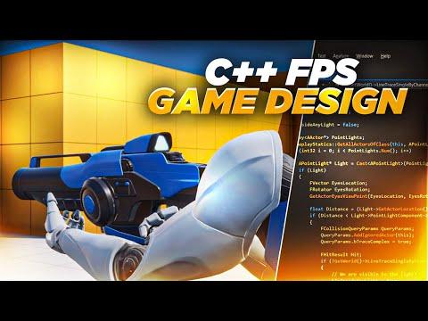 C++ FPS Game Design Tutorial FREE DOWNLOAD  Part#2