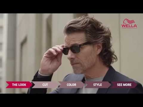 Step-by-Step: Gray blending with Wella Professionals Color Touch Plus
