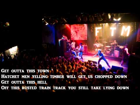 The Greener Grass by Fair to Midland- lyrics (With Hidden Track)