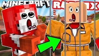 EXPLODINGTNT PLAYS ROBLOX... AGAIN?!? | Minecraft & Roblox