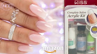 Nail Pro Tests Kiss Complete Acrylic Kit Plus 3 Weeks Later Review