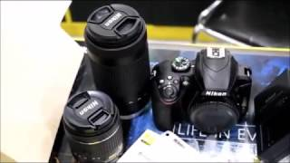 Nikon DSLR D3400 first look and unboxed !!!!!