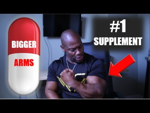 TAKE THIS... and Call Me When Your Arms are BIGGER!!! (best supplement for  biceps and triceps)