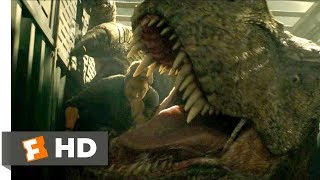 Download Jurassic World: Fallen Kingdom (2018) - T-Rex Blood Transfusion Scene (6/10) | Movieclips Video