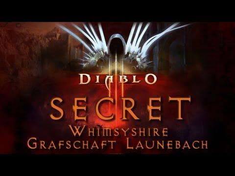 Diablo 3 - Secret Level: Whimsyshire (Grafschaft Launebach)