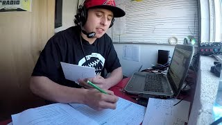 Behind the mic with the Salem-Keizer Volcanoes' 18-year-old play-by-play announcer