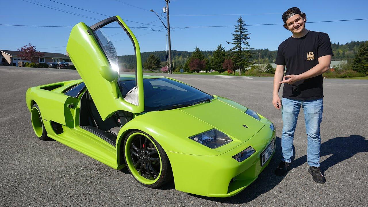 Buying Fake Lamborghini off Craigslist