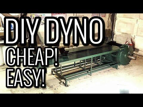 CHEAP DIY DYNO ANYONE CAN BUILD!