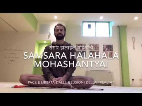 Ashtanga yoga opening mantra tutorial