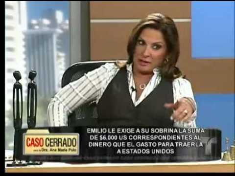 Xxx Mp4 Tv Show Caso Cerrado 2010 Dia De Furia De La Doctora Ana Maria Polo Parte 1 3gp Sex