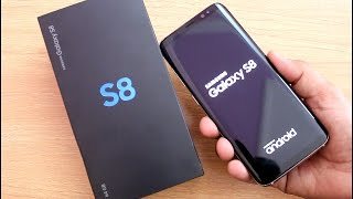 Hindi I Samsung Galaxy S8 Unboxing and Review