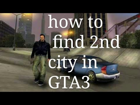 how to change city in GTA3 on android phone