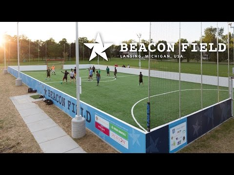 Beacon Soccer Field (time-lapse)