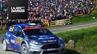 WRC 2 - ADAC Rallye Deutschland 2017: WRC 2 Event Highlights