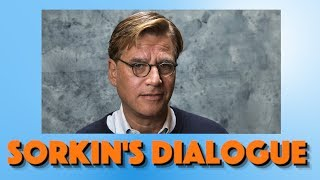 Against Cleverness: The Problem With Aaron Sorkin