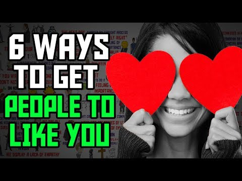 How To Get People To Like You - How to Win Friends and Influence People (part 2)