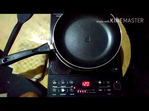How to use non induction base vessels on induction stove