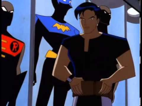 BATMAN BEYOND -