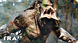 The Predator Trailer 3 (2018)