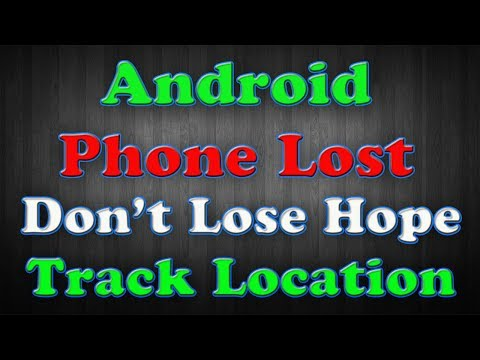 How to track location of android phone | Find lost smartphone [Hindi]