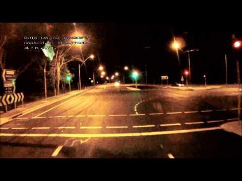 ARN-94J Runs 2 red lights in Erskine Park NSW