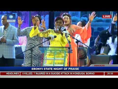 Ebonyi State Night Of Praise Pt.9  Live Event 