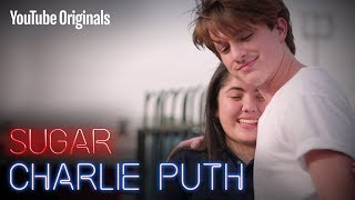 Charlie Puth gives a pop up performance for fan on her 17th birthday.